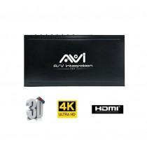 HDMI 8X8 Matrix 4K with SPDIF